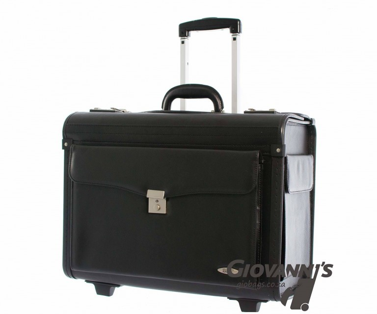 A-129 Workmate Pilot case on wheels