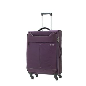 American Tourister Sky 68cm Spinner Suitcase | Purple
