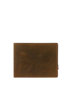 H2 Paolo Rossi Bilfold Leather Wallet