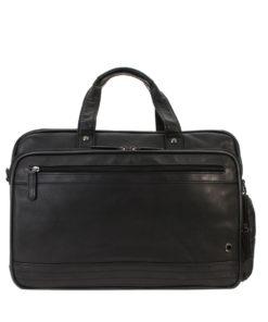 Gino De Vinci Leather Laptop Bag