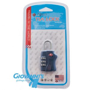 T-020 Travelmate TSA Combination Lock