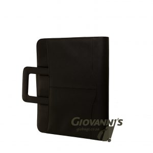 Fino Italy A4 Zip Around Conference Folder | PF - 010