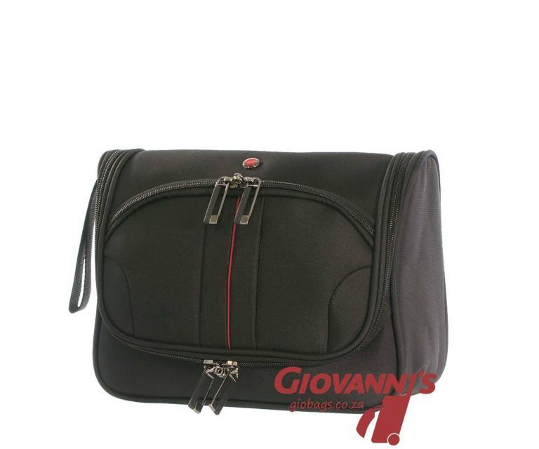 Gino De Vinci Ascent Hanging Toiletry Bag