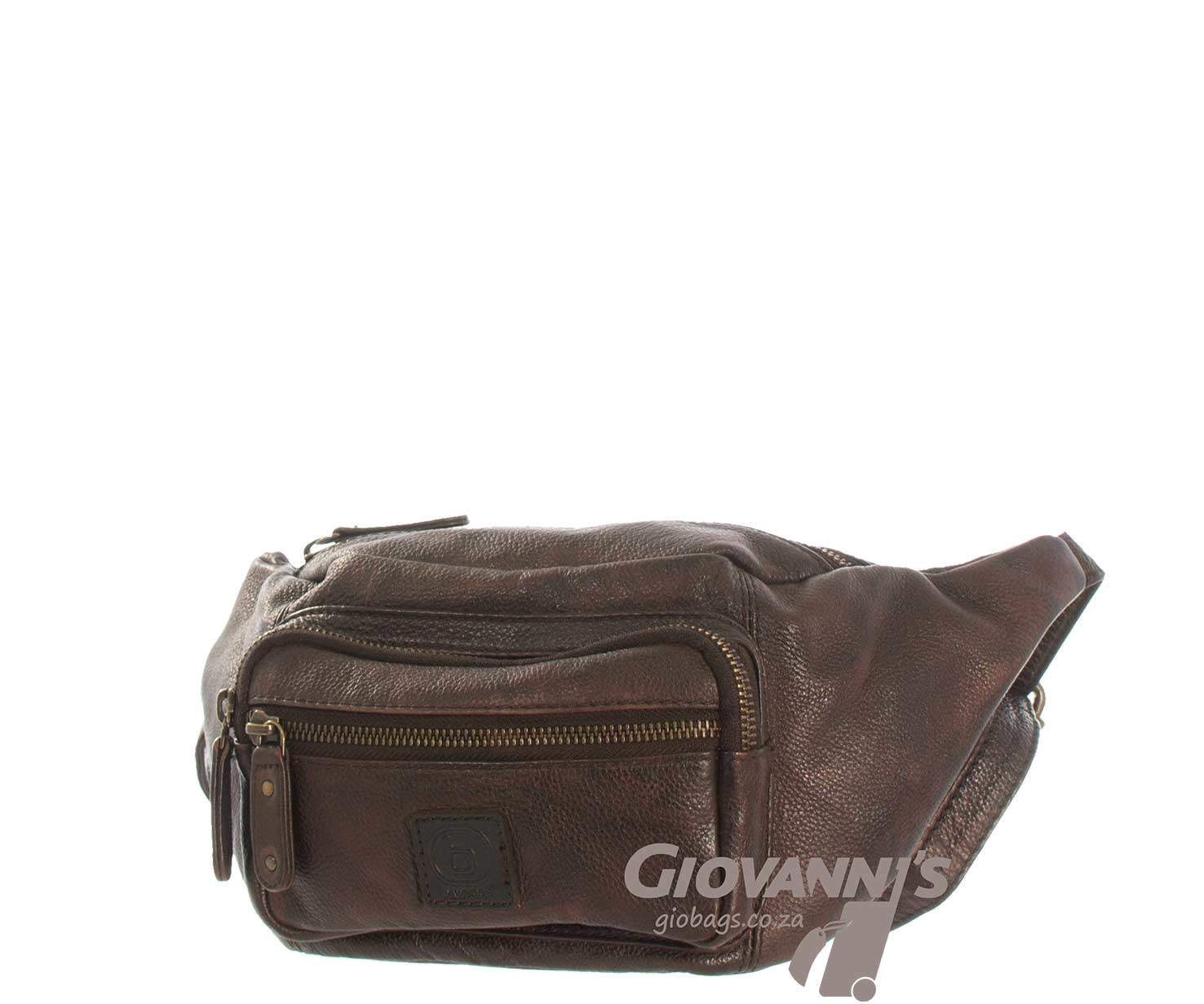 Brando Leather Daytona Waist Bag