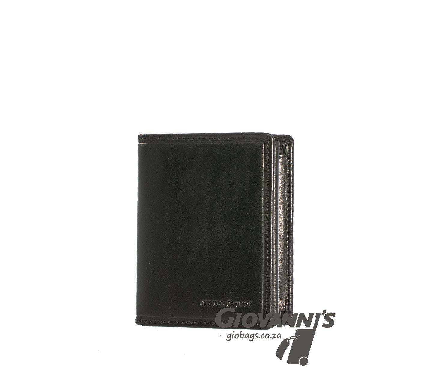 Jekyll and Hide Oxford Leather Wallet | 6742