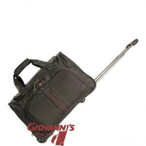 Gino De Vinci 45cm Ascent On Board Rolling Duffel