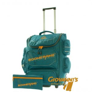 S-528 Extra Large Boomerang School Bag On Wheels