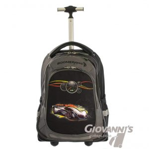 Boomerang Speed Meter Rolling Backpack