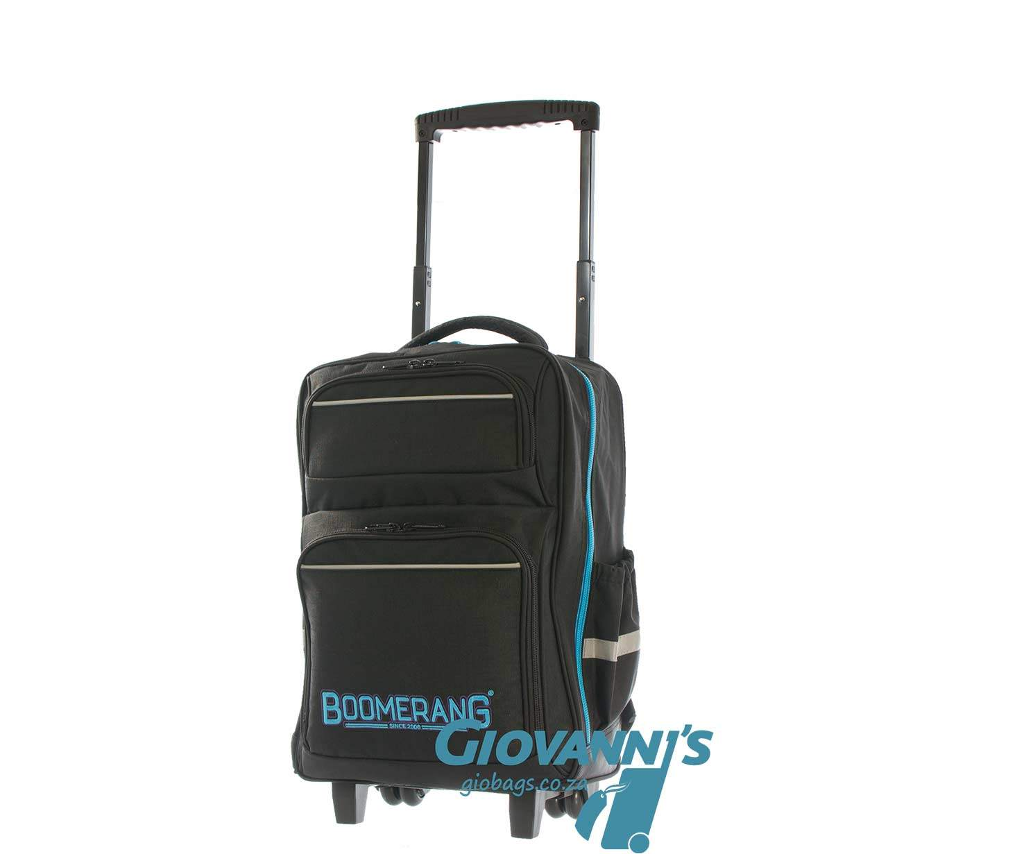 Giobags S-525 Large Boomerang Trolley School Bag