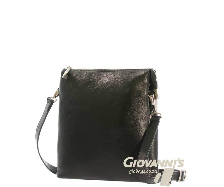 christin leather crossbody