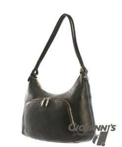 christin leather shoulder bag