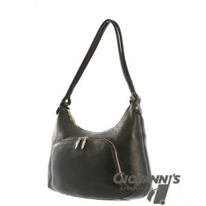 christin leather shoulder bag