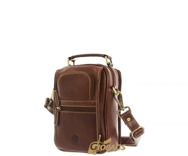 Giobags Brando Asher Leather Crossbody Bag