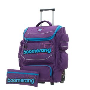 Boomerang Extra Large School Trolley Bag | S-532