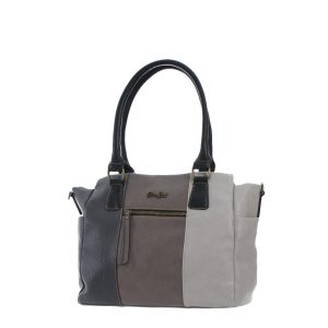 Cotton Road 3 Compartment Shoulder Bag