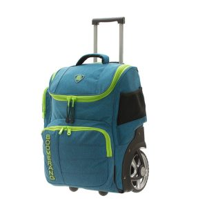 Boomerang XL Big Wheel School Trolley Bag | S-535