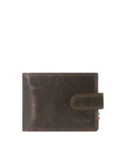 Paolo Rossi Leather Wallet   N-009