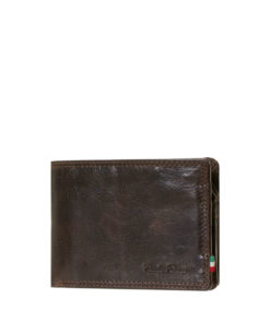 Paolo Rossi Mans Leather Wallet