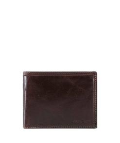 Jekyll & Hide Brown Leather Wallet