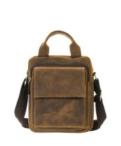 Gio Leather Crossbody Sling Bag